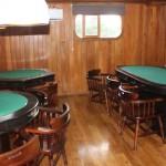 Sala de jogos do Kayamã