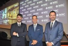 """""""Previsão é de 100% de ocupação para esta temporada"""", diz Ignacio Palacios, da MSC"""