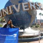 Jacqueline Miranda, da Copa Airlines