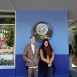 Kendal Scott e Karla Ochoa, da Universal