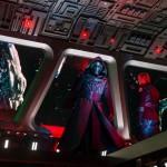 Kylo Ren descobre que os rebeldes estão fugindo