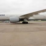 A rota será operada com um Airbus A350-900