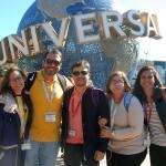 Lilian Castro (Meu Sonho Mágico), Felype Cabral (TBO Holidays), Eduardo Didier (Espinheiro Turismo), Laice Souto (Jambo Turismo) e Yasmin Albuquerque (Centraltur Viagens) copiar