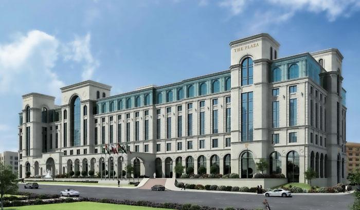 The Plaza Doha Anantara Hotel & Suites