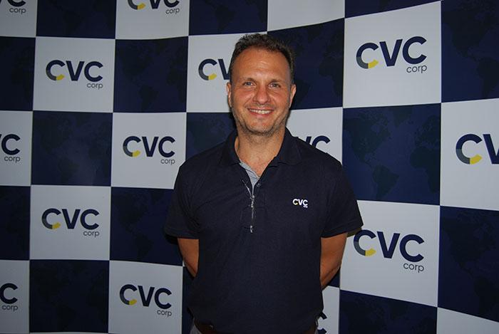 Luiz Fernando Fogaça, CEO da CVC Corp