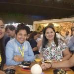 Magi, Maria, Meire e Davi, da Universidade de Fortaleza