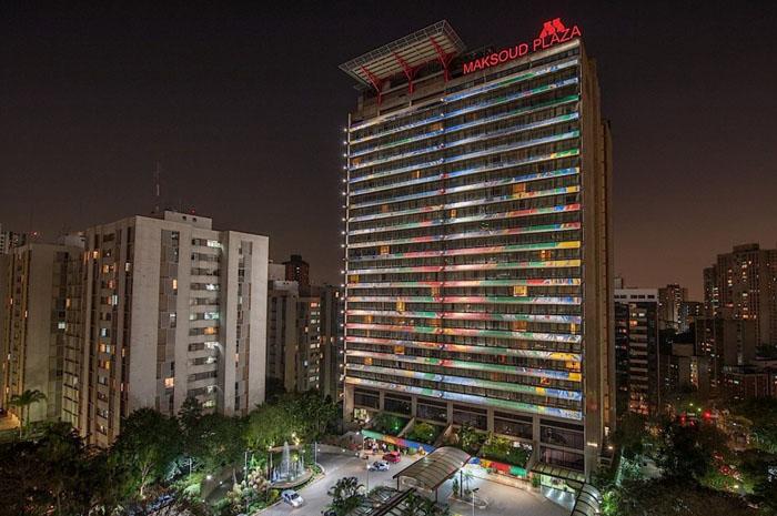 Maksoud Hotel anucia novo posicionamento como hotel upscale