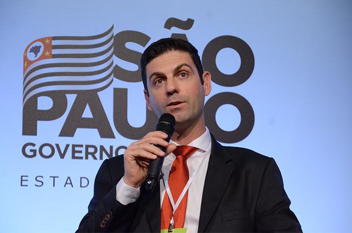 Marcelo Ceriotti, diretor da SNA e VP da Ifalpa para América do Sul