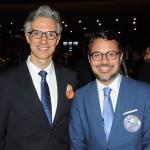 Marco Ferraz, da Clia Brasil, e Fausto Franco, secretário de Turismo da Bahia
