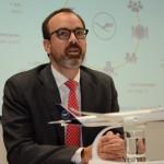 Markus Binkert, CCO do Hub Munique e VP Senior de Mkt do Lufthansa Group