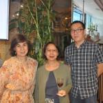 Marta Ogata, da M. Ogata, Hiromi Sato e Claudio Sampei, da Jayaways Travel