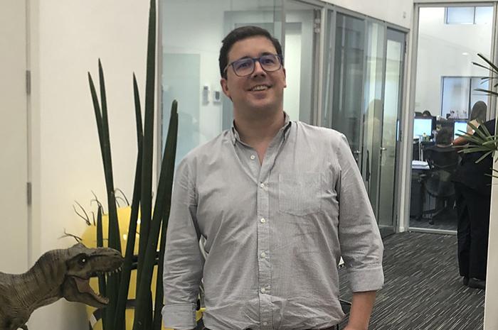 Martim Diniz é o novo integrante da equipe Universal Orlando no Brasil