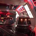 R5-Series Droids ajuda os fugitivos a bordo da nava imperial