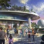 Novo Pavilion do Epcot