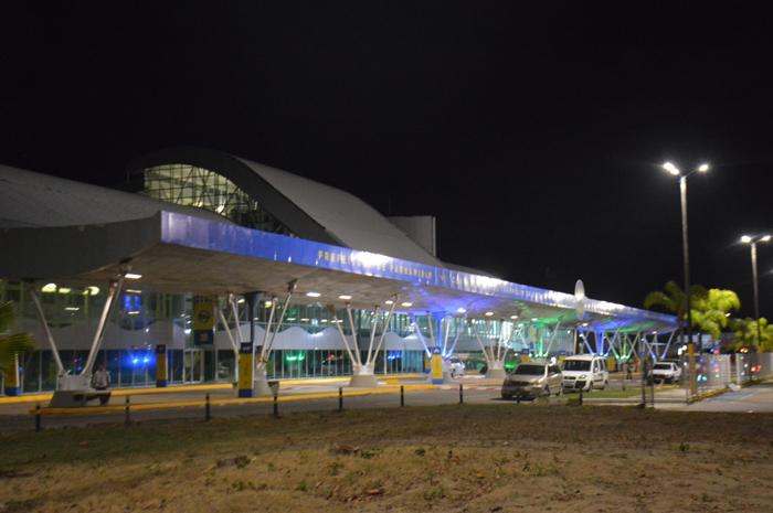 O Centro Cultural Trampolim da Vitória é o único equipamento do país com a temática da Segunda Guerra