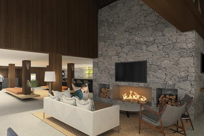 O Wish Serrano terá um novo lobby, com previsão de abertura até 10 de dezembro deste ano