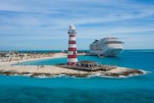 Ocean Cay MSC Marine Reserve recebe primeiros visitantes