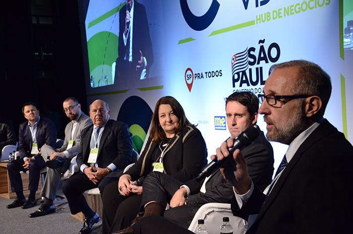 Painel debateu os desafios da diversificação de portões de entrada