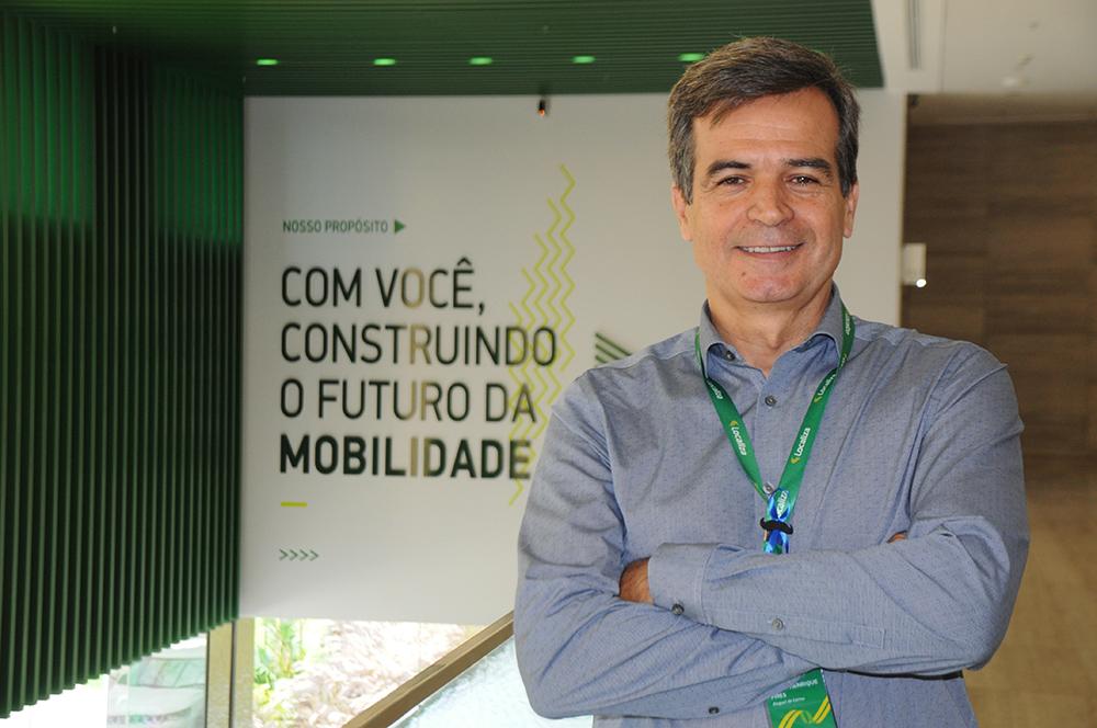 Paulo Henrique Pires, diretor de Vendas da Localiza