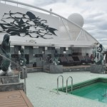 Piscina privativa do Yatch Club