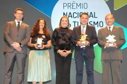 Prêmio Nacional do Turismo 2019 reconhece nomes e iniciativas de sucesso; fotos