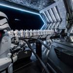Quando chegam a Star Destroyer os rebeldes são recebidos por uma orda de Stormtroopers