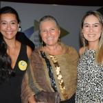 Rafaela Moreira, do Beto Carrero, Rosa Masgrau, do M&E, e Cristiane Muller, do Maranhão