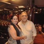 Raquel Agda e Luiz Vieira, da Achar Viagens