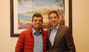 """Marcos Barros: """"As parcerias fazem parte do DNA da Universal"""""""
