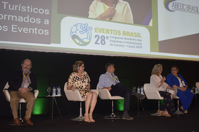 Representantes de quatro destinos falam sobre os desafios e resultados da realização de eventos para o destino