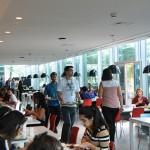 Restaurante recebe boa parte de todos os colaboradores da Localiza