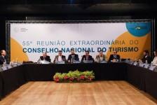 Em reunião do Conselho Nacional de Turismo, Embratur apresenta vitórias do setor em 2019