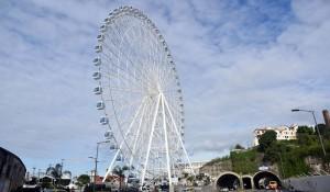 Maior roda-gigante da América Latina, Rio Star abre oficialmente no Rio de Janeiro