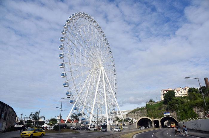 Rio Star foi inaugurada nesta sexta-feira