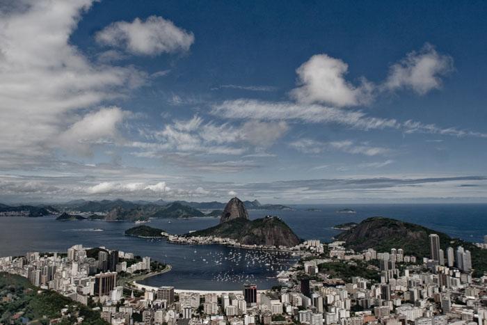 Rio de Janeiro - Baía de Guanabara - Foto Pedro Kirilos