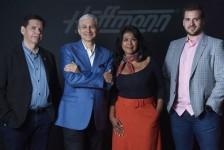Hoffman anuncia contratação de novos membros para a diretoria