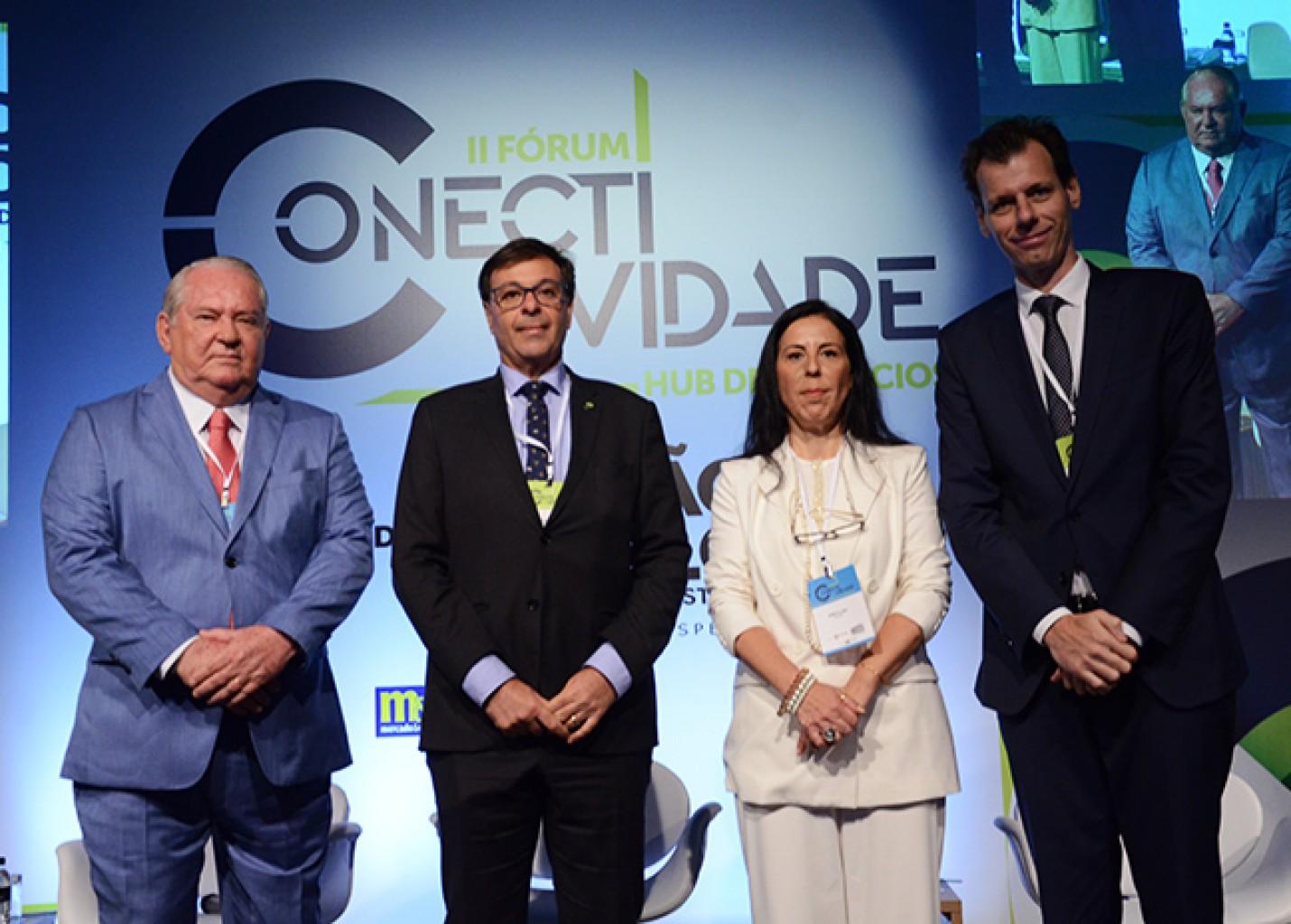 II Fórum Conectividade reúne autoridades e especialistas em São Paulo; fotos