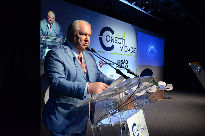 Roy Taylor, presidente do M&E