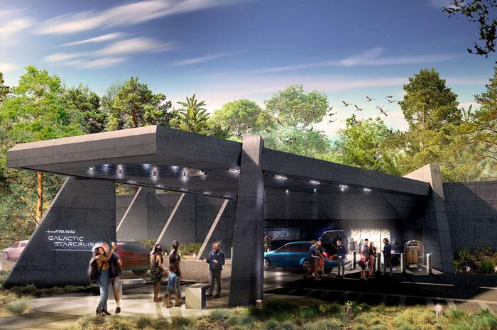 Hotel de Star Wars na Disney World será aberto em 2021