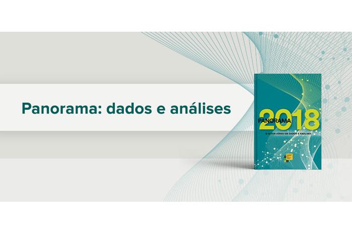 Publicação da Associação Brasileira das Empresas Aéreas compara indicadores nacionais com os de mercados como os EUA