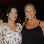 Solange Portela, subsecretária de Turismo do RN, e Rosa Masgrau, do M&E