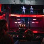 Stormtroopers tentam impedir a fuga dos rebeldes
