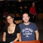 Sue Elen e Rodrigo Santos, da RS Tour