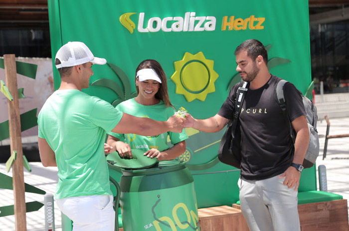 Summer Point da Localiza em Florianópolis