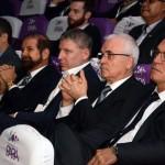 Vinicius Lummertz, Tarcisio Gargioni, John Rodgerson e Guilherme Paulus