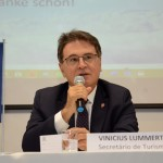 Vinicius Lummertz, secretario de Turismo de São Paulo