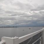 Vista da Ponte dos Suspiros, no MSC Seaview
