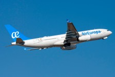 Air Europa prorroga campanha 'Time To Fly'
