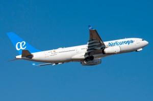 Air Europa prorroga política de flexibilização de bilhetes por tempo indeterminado