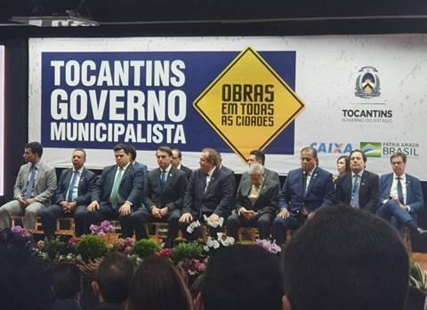 Jair Bolsonaro e Gilson Machado Neto vão ao Tocantins em defesa dos investimentos em infraestrutura local